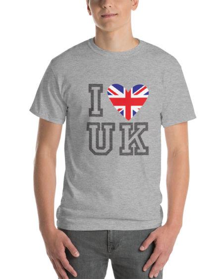 I love United Kingdom