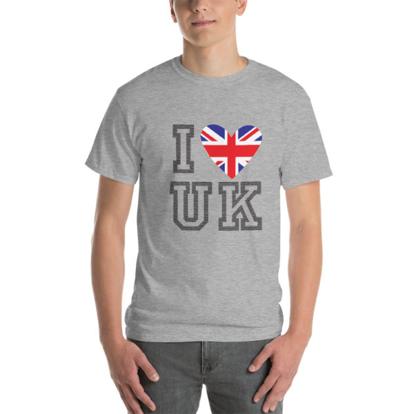 I love United Kingdom